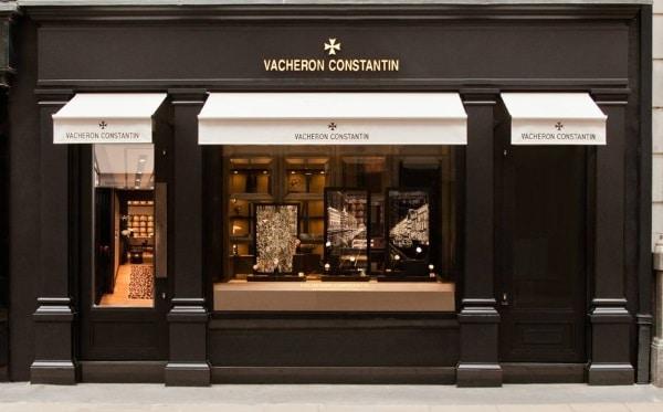 Boutique de marque Vacheron Constantin