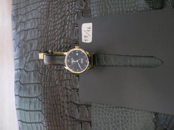 Le futur cuir de ma montre