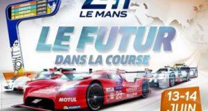 Affiche des 24 heures du Mans 2015