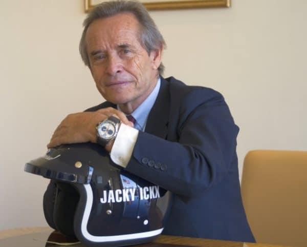 Le grand Jacky Ickx