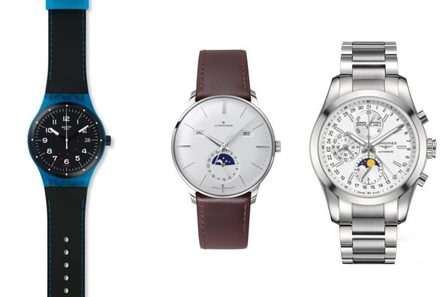 Quels montres pour la fête des pères ?