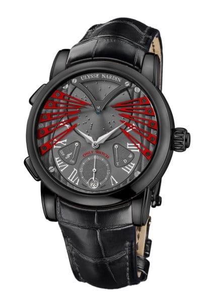 Ulysse Nardin Only Watch Stranger