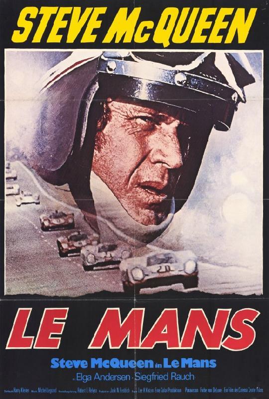 Le Mans film de 1971