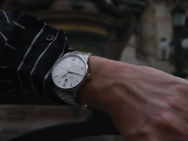 Test Tissot Chemin des Tourelles : essai de cette montre