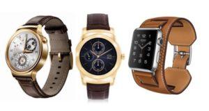 Smartwatch de luxe
