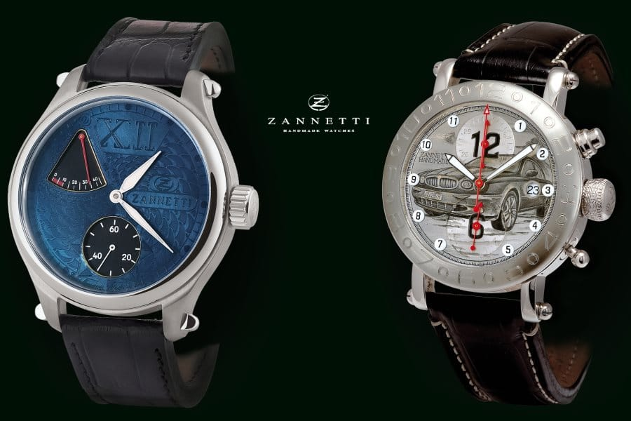 d219902b3df Zannetti   des montres design made in Italy