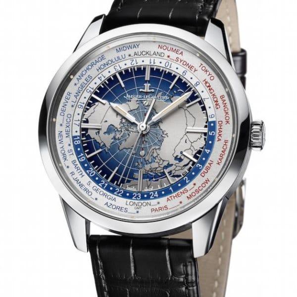 Jaeger LeCoultre Geophysic-Universal-Time acier