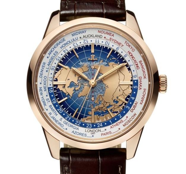 Jaeger LeCoultre Geophysic-Universal-Time et vraie seconde