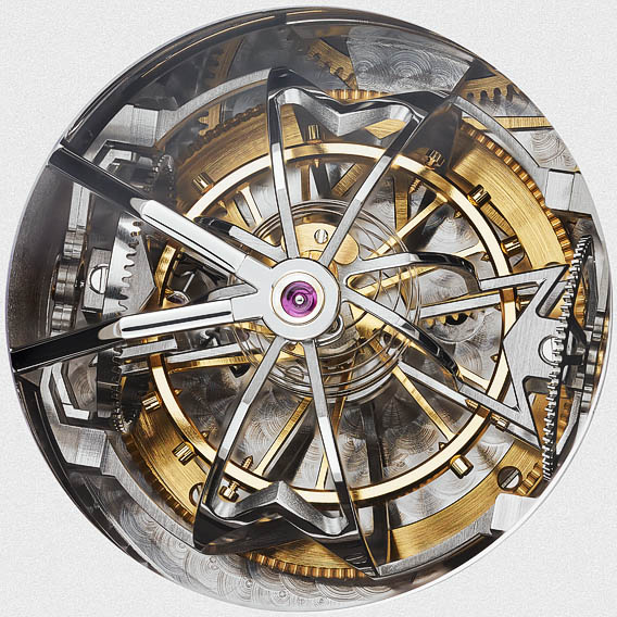 Le Tourbillon tridimensionnel