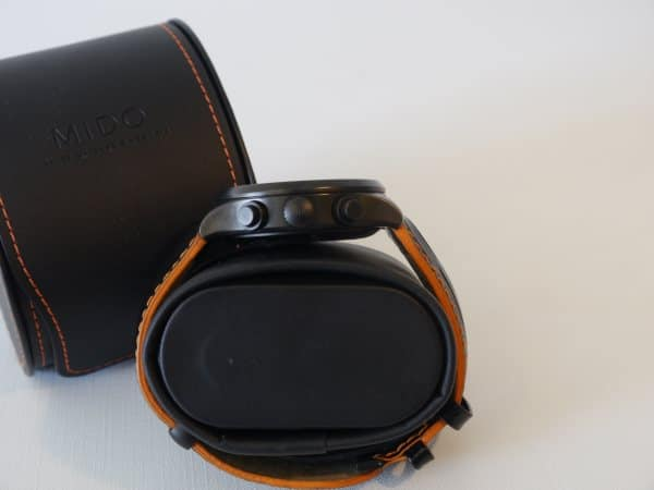 Montre chronographe Multifort Black Edition