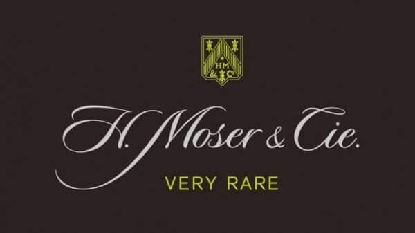 Logo H. Moser Cie