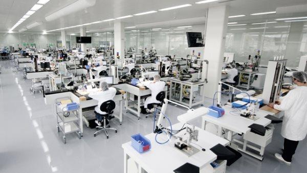 Manufacture horlogère