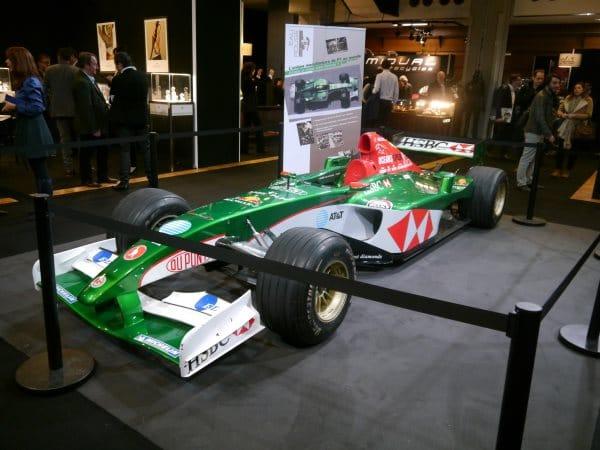 Salon Belles Montres Formule 1
