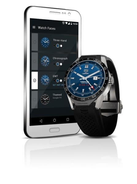 Tag Heuer et Android Wear