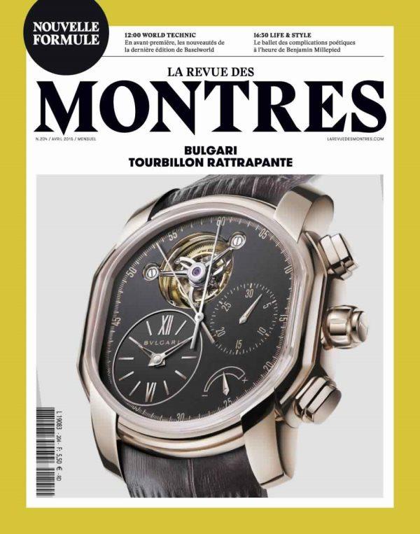 Revue Les Montres