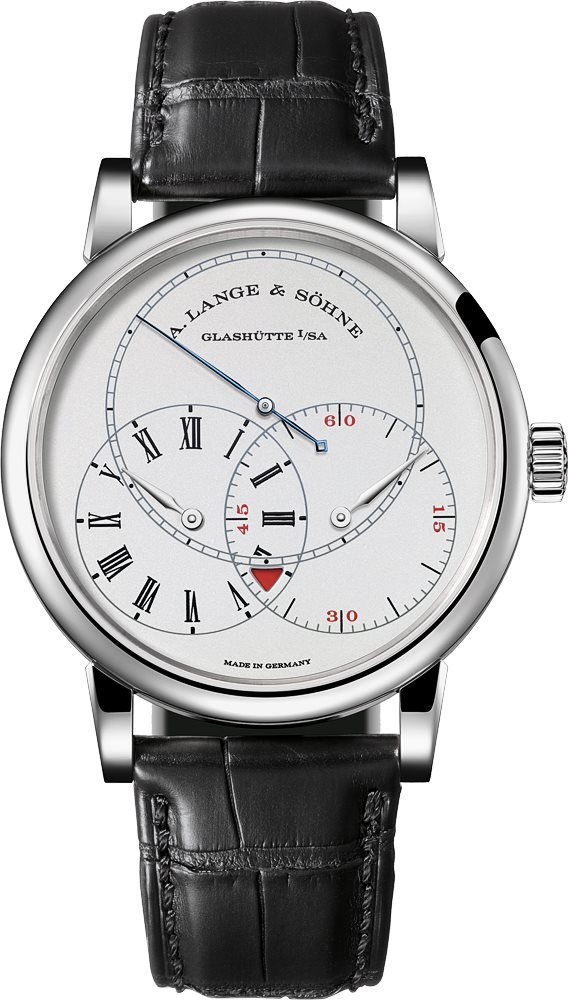 AL&S Richard Lange Seconde Sautante