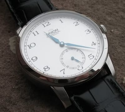 Aiguille Alpha Union Glashütte