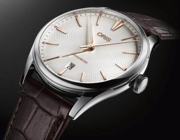 Montres Oris Artelier Chronometer Date
