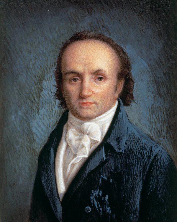 Portrait d'Abraham Louis Breguet