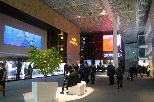 Baselworld, hall 1