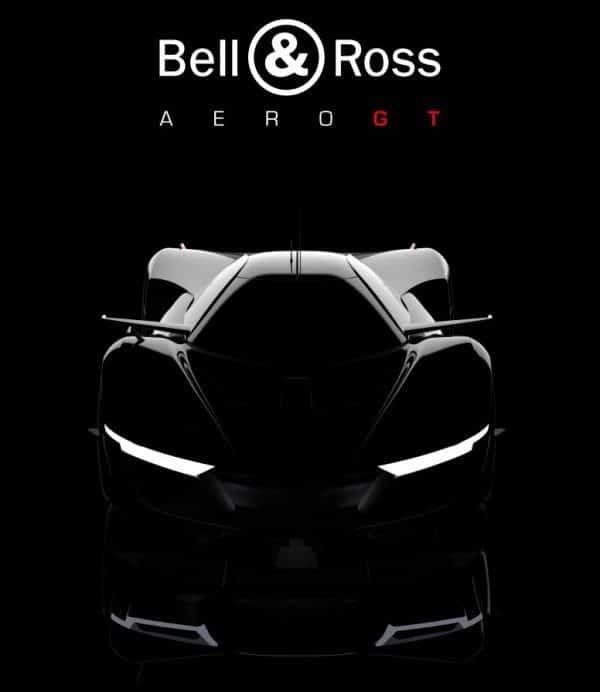 bell ross aerogt une montre et un concept car. Black Bedroom Furniture Sets. Home Design Ideas