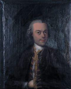 Portrait de Jaquet Droz