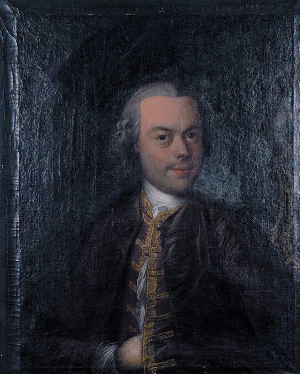Portrait de Pierre Jaquet Droz