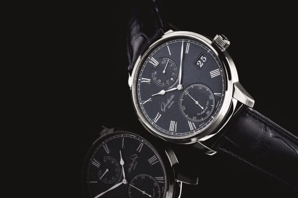 Senator-Chronometer version noir