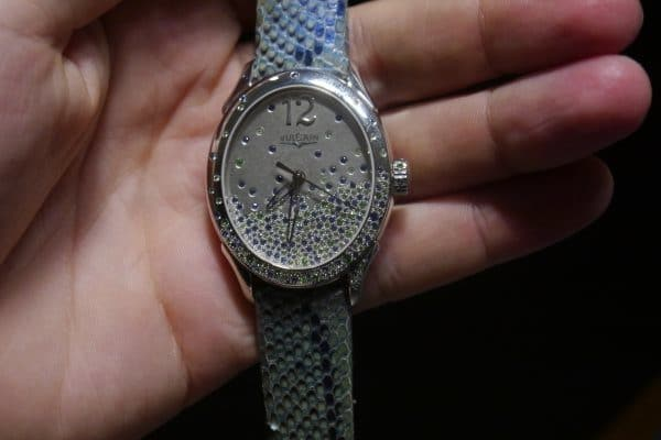 Vulcain First Lady Jewellery Automatic