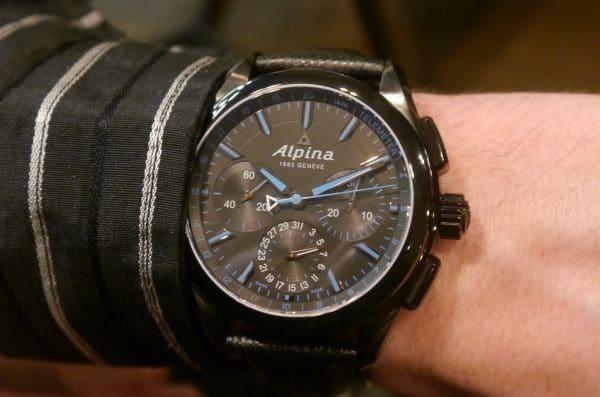 Alpina Alpiner 4 Chrono Flyback