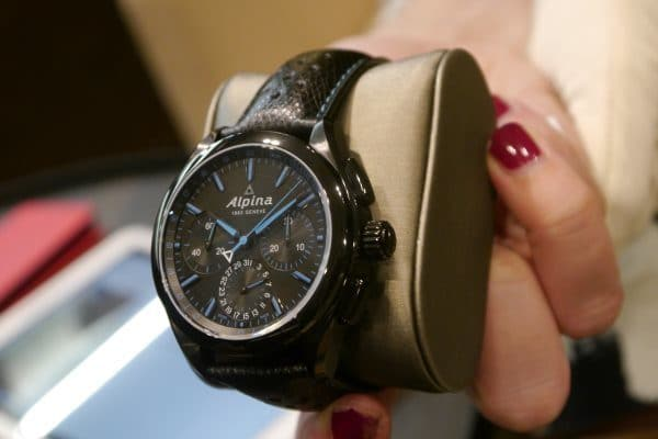 Alpina Alpiner 4 Chronographe Manufacture Flyback