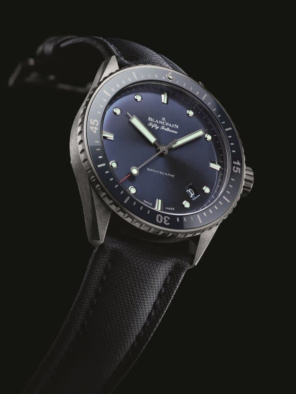 Blancpain Fifty Fathoms Bathycaphe