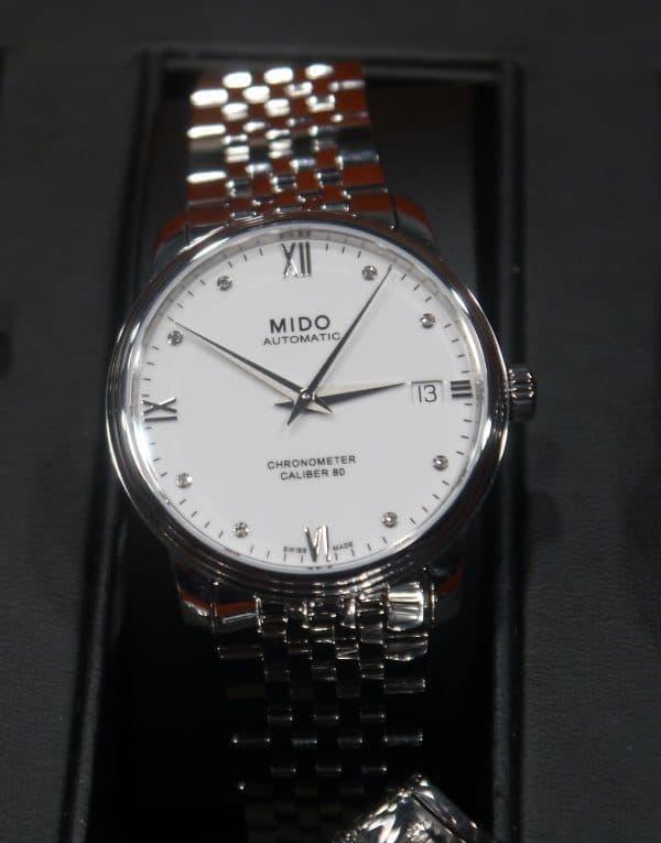 Mido Baroncelli Chronometer 80