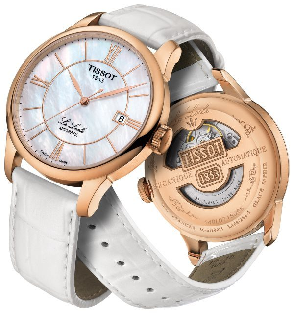 Tissot Le Locle Lady Automatic T41645383