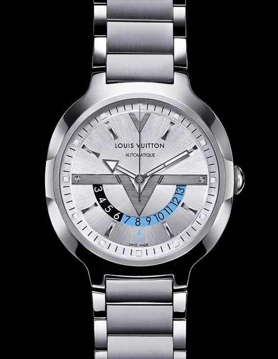 Louis Vuitton GMT versions aciers