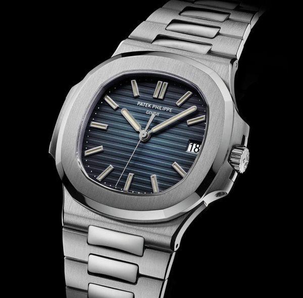 Patek Phlippe Nautilus, une montre de collection