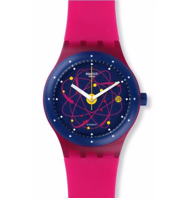 Swatch Sistem51 Pink