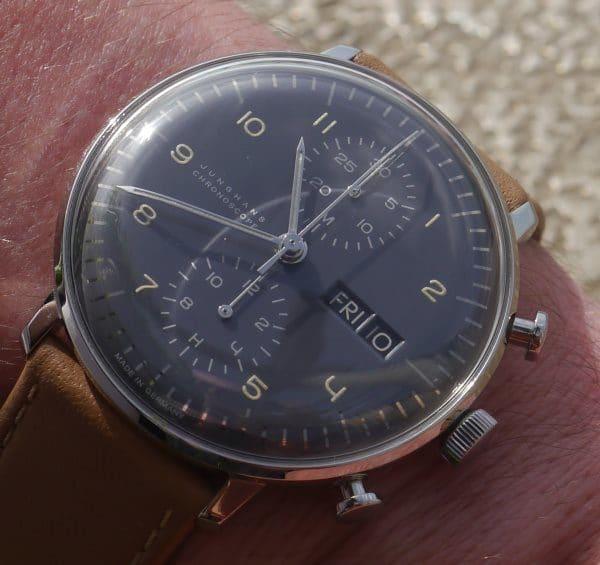 Max Bill chronographe1