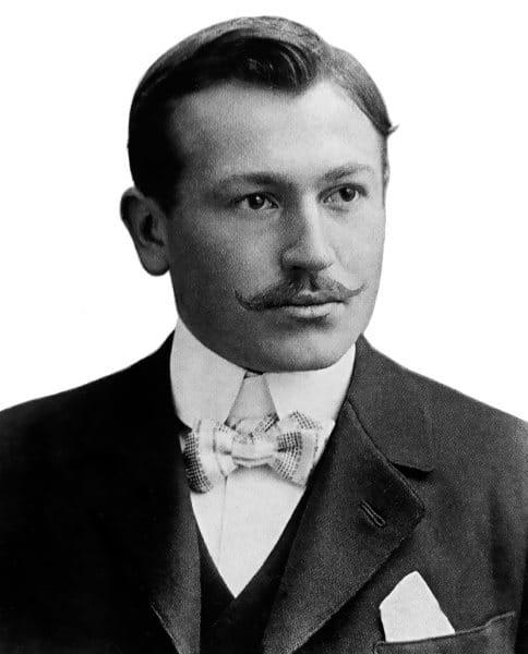 Hans-Wilsdorf jeune
