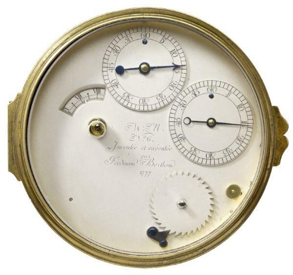 Chronomètre de marine Ferdinand Berthoud