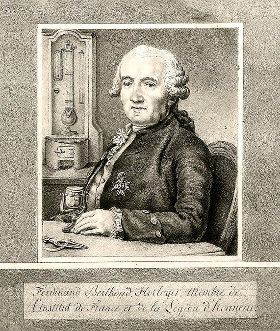 Horloger Ferdinand Berthoud