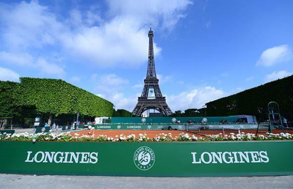 Longines et Roland Garros