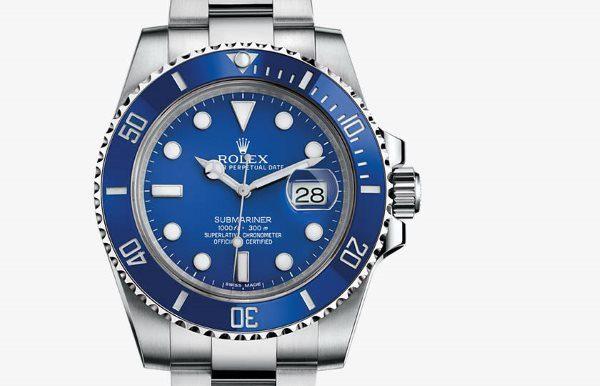 Rolex Submariner Perpetual Date