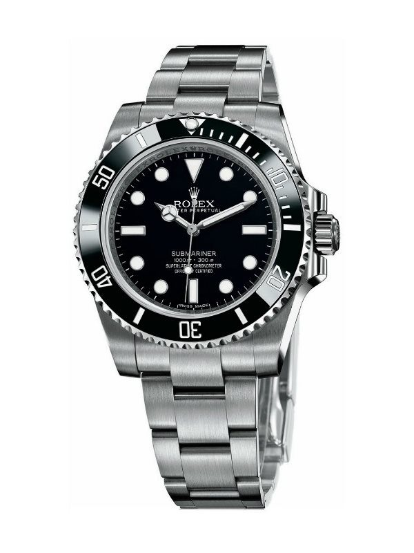 Rolex Submariner noir