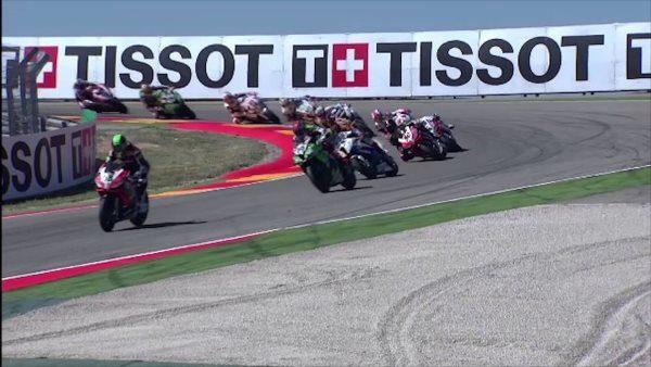 Tissot en Moto GP