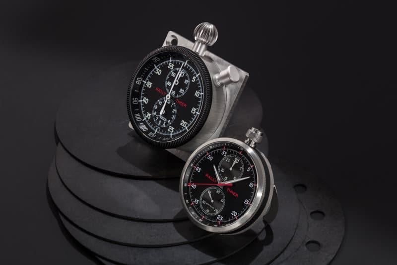 MontBlanc TimeWalker Rallytimer