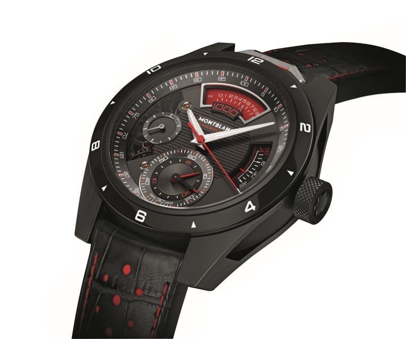 Montblanc TimeWalker Chronograph 1000 Édition Limitée 18