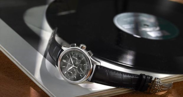 Frederique Constant -chrono manufacture Flyback - 760DG4H6
