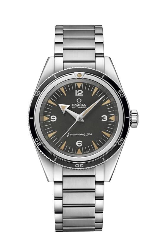 OMEGA Seamaster 300 - 234.10.39.20.01.001