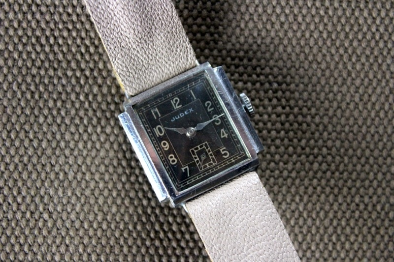 Montre vintage Judex